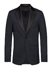 Filippa K M. Dean Tuxedo Jacket - DK. NAVY