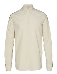 M. Ben Poplin Shirt - BIRCH
