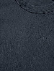 Filippa K - M. Cotton Merino Basic Sweater - tricots basiques - blue grey - 2