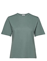 Annie Cotton T-shirt - MINT POWDE