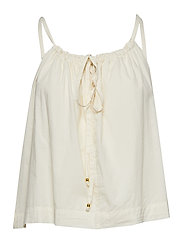 Ashbury Strap Top - BUTTER