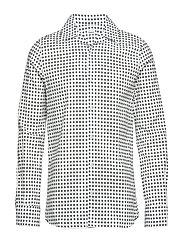 M. Jean-Paul Dot Print Shirt