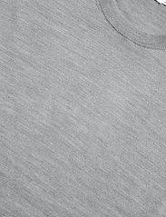Filippa K - M. Merino Sweater - knitted round necks - grey mel. - 2