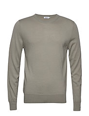 M. Merino Sweater - LIGHT SAGE
