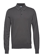 M. Knitted Polo Shirt - PLATOONE