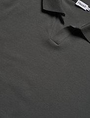 Filippa K - M. Lycra Polo T-Shirt - korte mouwen - green grey - 2