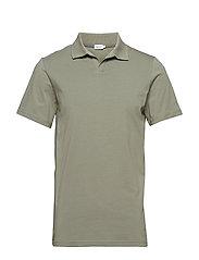 M. Lycra Polo T-Shirt - PLATOONE