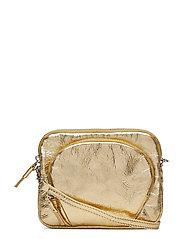 Mini Leather Bag - GOLD