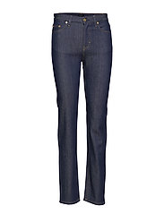 Taylor Raw Jean - DARK BLUE