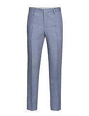 Filippa K M. Justin Drapey Linen Trouser - BLUESTONE