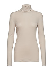 Filippa K Alaina Top - LIGHT TAUP