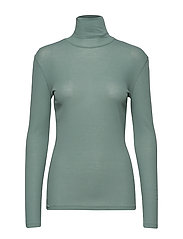 Alaina Top - MINT POWDE
