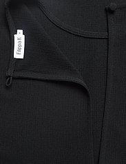 Filippa K - Mesh Tee - t-shirts - black - 3