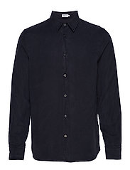 M. Ben Tencel Shirt - DK. NAVY