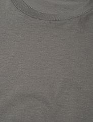 Filippa K - M. Single Jersey Tee - t-shirts basiques - green grey - 2