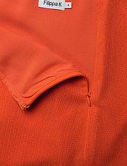 Filippa K - Mesh Skirt - maxi nederdele - tangerine - 2