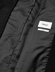 Filippa K - Barnsbury Coat - uldfrakker - black - 4