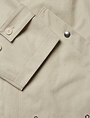 Filippa K - Tribeca Coat - lette frakker - ivory - 3