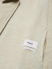Filippa K - Tribeca Coat - lette frakker - ivory - 4
