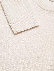 Filippa K - M. Tobias Sweater - basic strik - almond whi - 2