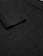 Filippa K - M. Tobias Sweater - basic strik - dark grey - 2