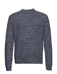 M. Tobias Sweater - NAVY