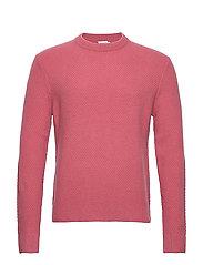 M. Tobias Sweater - PINK CEDAR