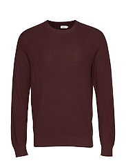 M. Nicolai Sweater - DEEP SHIRA