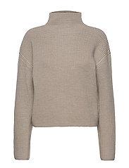 Willow Sweater - GREY BEIGE