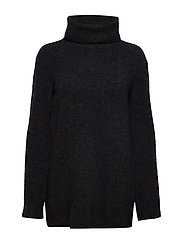 Filippa K Nico Yak Sweater - CHARCOAL M