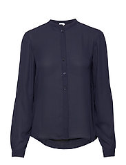 Adele Blouse - DEEP BLUE