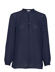Ada Tunic Blouse - MIDNIGHT B