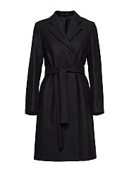 Filippa K Eden Coat - BLACK