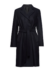 Eden Coat - NAVY