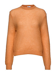 Heather Sweater - PALE ORANG
