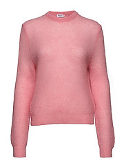 Heather Sweater - TAFFY PINK