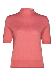 Evelyn Sweater - PINK CEDAR