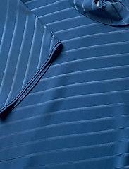 Filippa K - Vanessa Silk Dress - kveldskjoler - sapphire b - 2