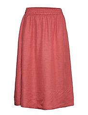Juliet Skirt - PINK CEDAR