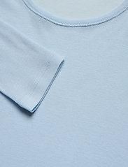 Filippa K - Eloise Top - basic t-shirts - atlantic b - 2