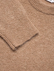 Filippa K - M. Julian Sweater - basic strik - dark khaki - 2