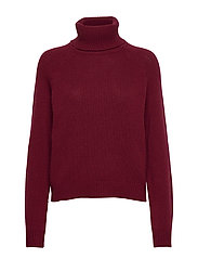 Kathleen Sweater - PURE RED