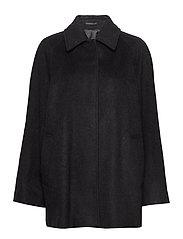 Montreal Coat - BLACK