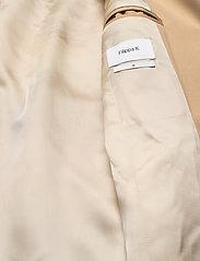 Filippa K - Amie Jacket - light coats - dark khaki - 5