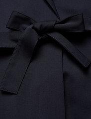 Filippa K - Amie Jacket - light coats - deep blue - 4