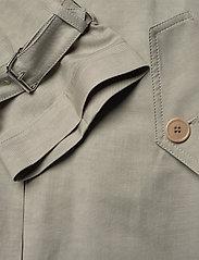 Filippa K - Geneva Coat - trenchcoats - light sage - 5