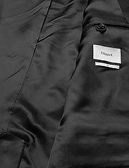 Filippa K - M. Harrison Blazer - blazers met enkele rij knopen - black - 4