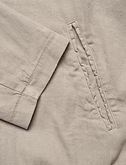 Filippa K - M. Kiruna Jacket - vindjakker - grey beige - 3