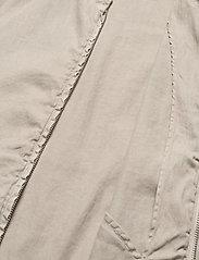 Filippa K - M. Kiruna Jacket - vindjakker - grey beige - 4