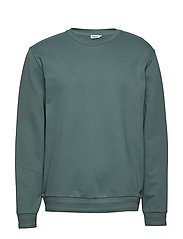 M. Isaac Sweatshirt - MINT POWDE